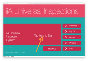 iiA Universal Inspection Software