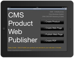 CMS - Web Content Management System