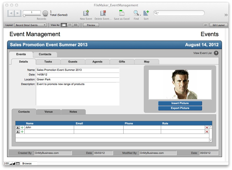 filemaker crm template - filemaker pro crm templates filemaker pro templates the