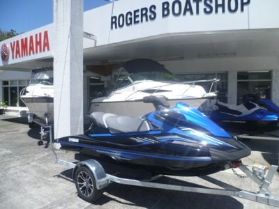 Yamaha / VX-DELUXE WAVERUNNER PACKAGE 2018