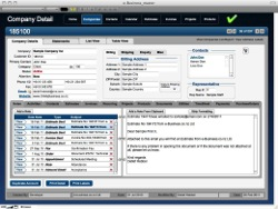 OMB Supplier CRM Database