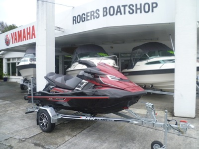 Yamaha / WaveRunner FXSVHO-LIMITED PACKAGE