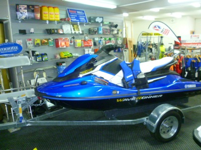Yamaha / EX-DELUXE WAVERUNNER PACKAGE