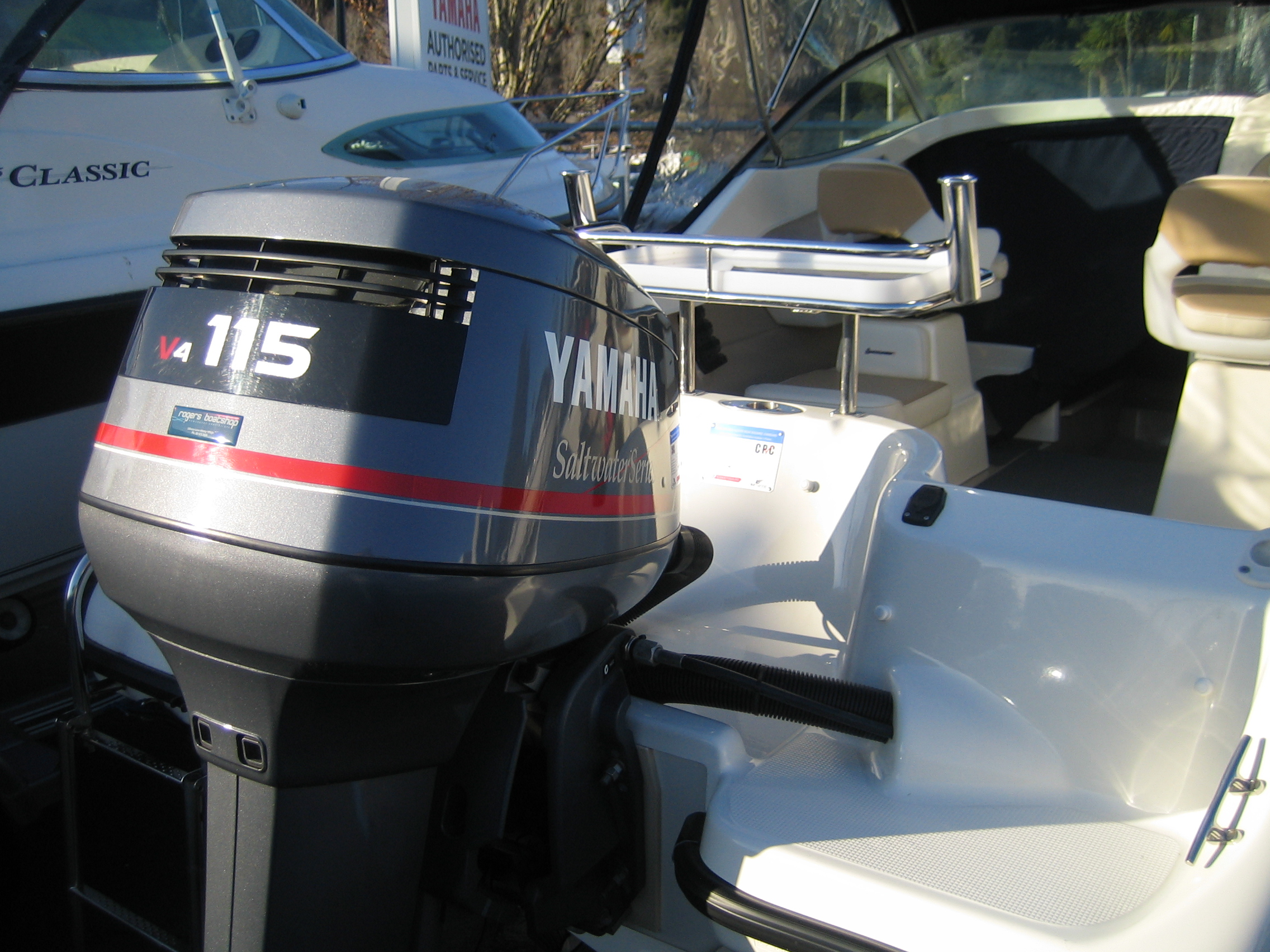 Boat for sale buccaneer 525 sportsman 2013 for Outboard motors for sale nz