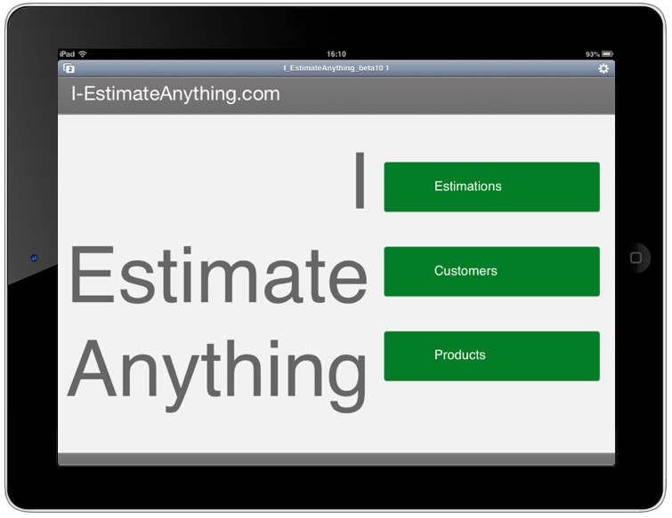 I-Estimate Anything