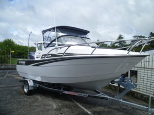 Extreme / 605 SPORT FISHER PACKAGE