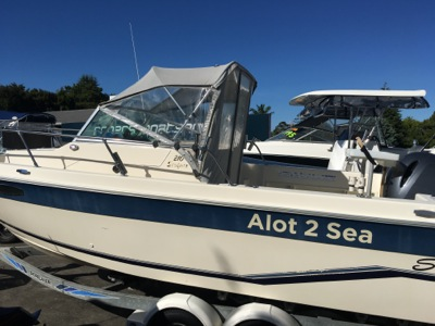 / SEA SWIRL 210 STRIPER