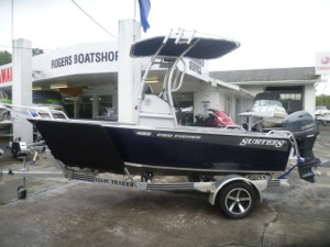 / SURTEES 495 PRO FISHER