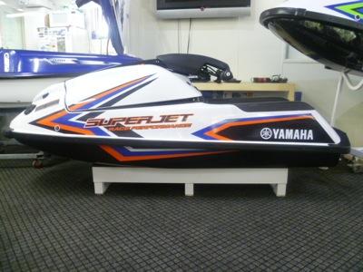 Yamaha / SUPERJET WAVERUNNER EX-DEMO 2017